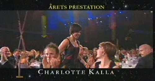 Idrottsgalan 2009: Årets prestation 2008