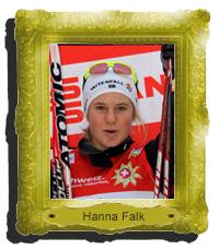 Hanna Falk i Düssan 2009