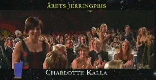 Kalla vinner Jerringpriset 2009