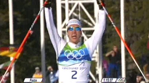 Marcus Hellner - Olympisk Mästare 2010!