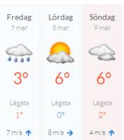 Väder_Holmenkollen